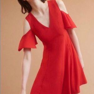 Club Monaco Red Dress